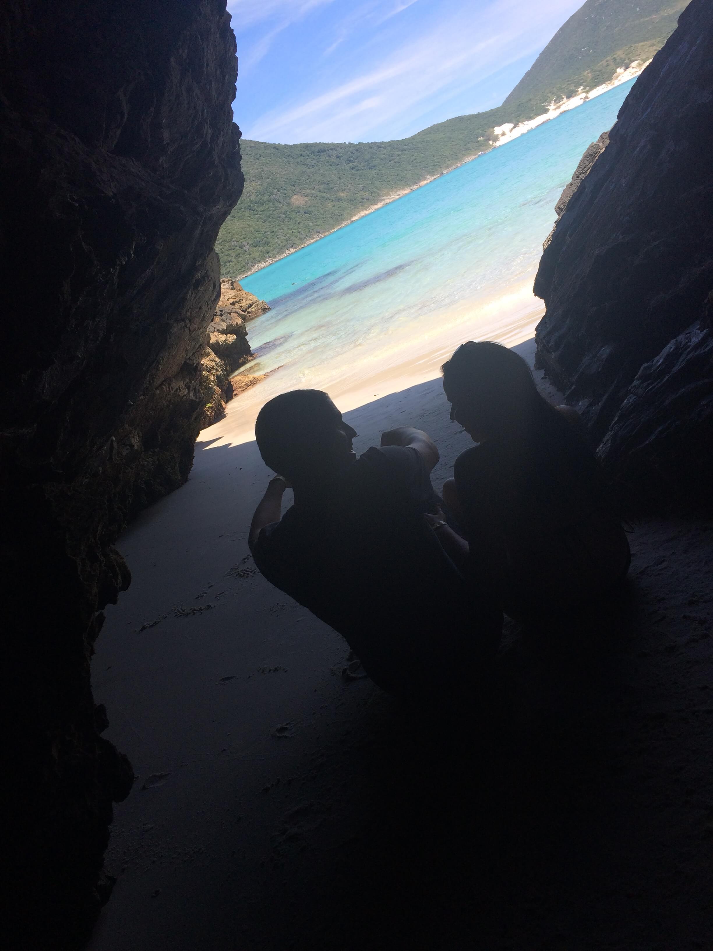 Gruta do Amor Arraial do Cabo