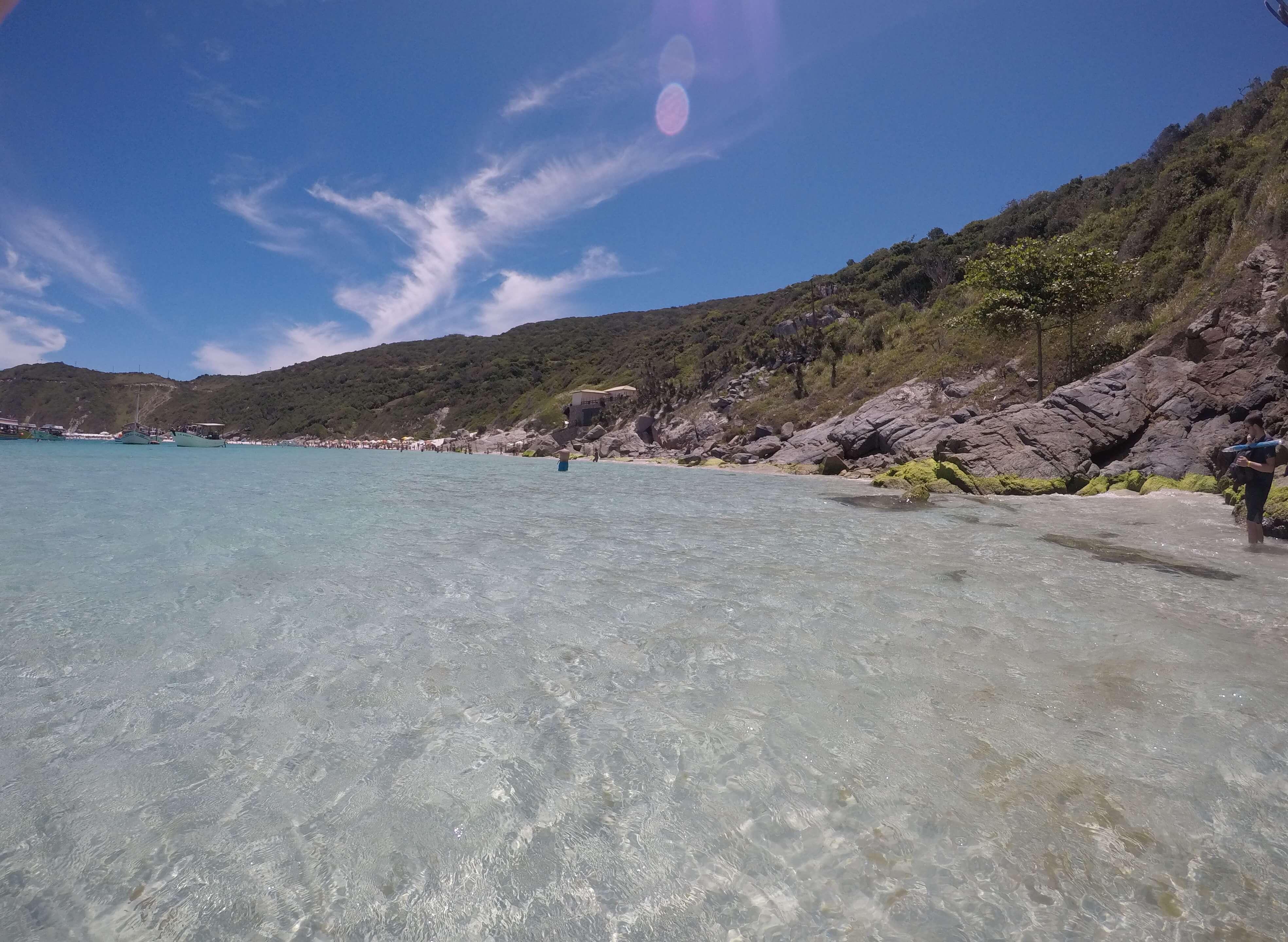 Prainhas do pontal do atalaia Arraial do Cabo