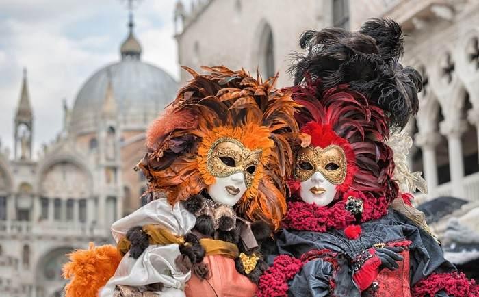 Carnaval em Veneza Carnival Palace