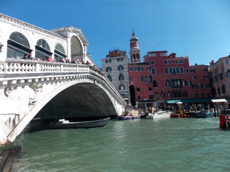 O que fazer em Veneza Ponte de Rialto