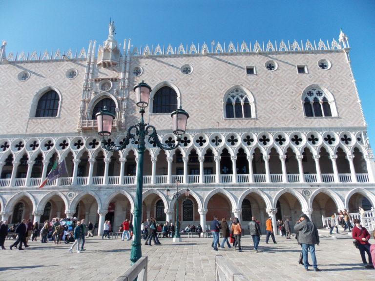 O que fazer em Veneza Palácio Ducal