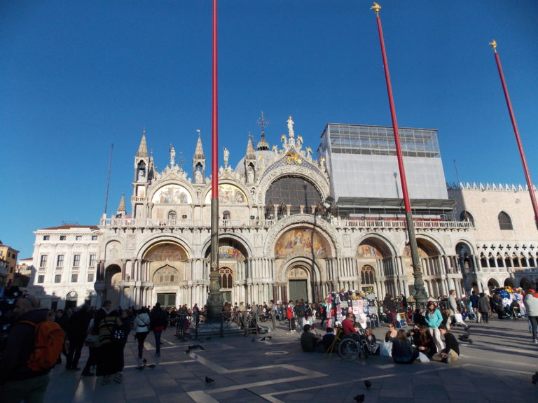 O que fazer em Veneza Basílica de São Marcos