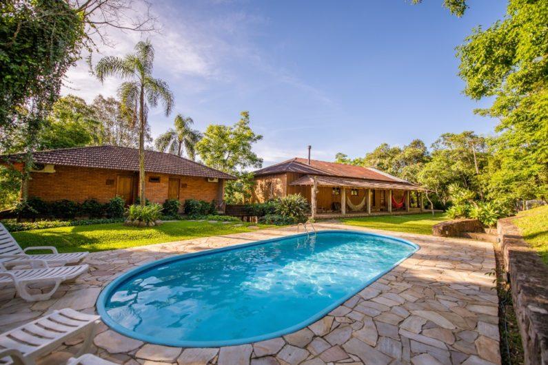 Pousada Villa Tuiuty em Bento Gonçalves