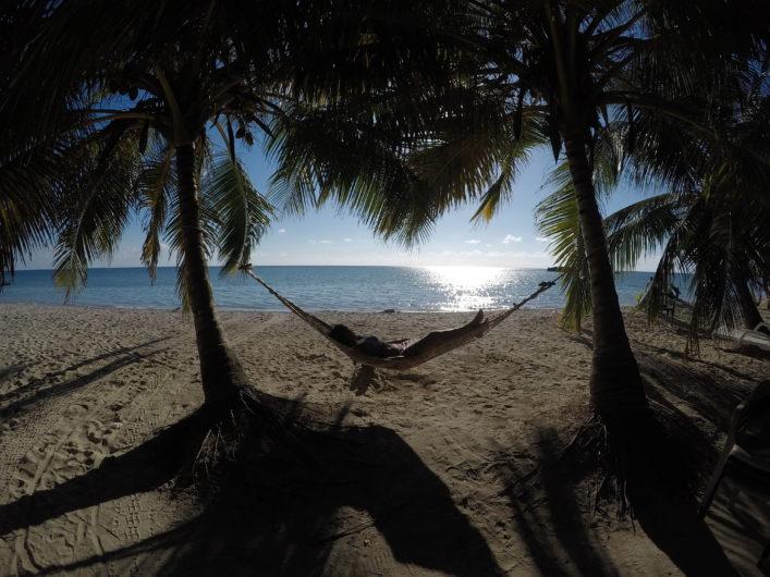 Southwest Bay em Providência, Colômbia