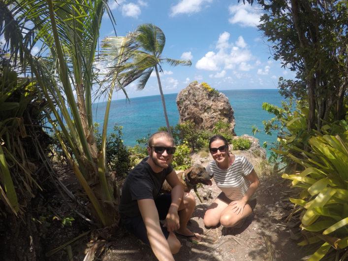 Morgan's Head Ilha Santa Catalina na Colômbia