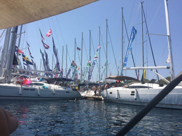 Yacht Week Croácia