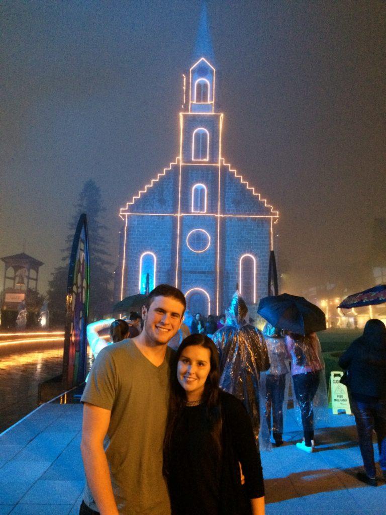 Passeios românticos em Gramado Igreja Matriz São Pedro Apóstolo