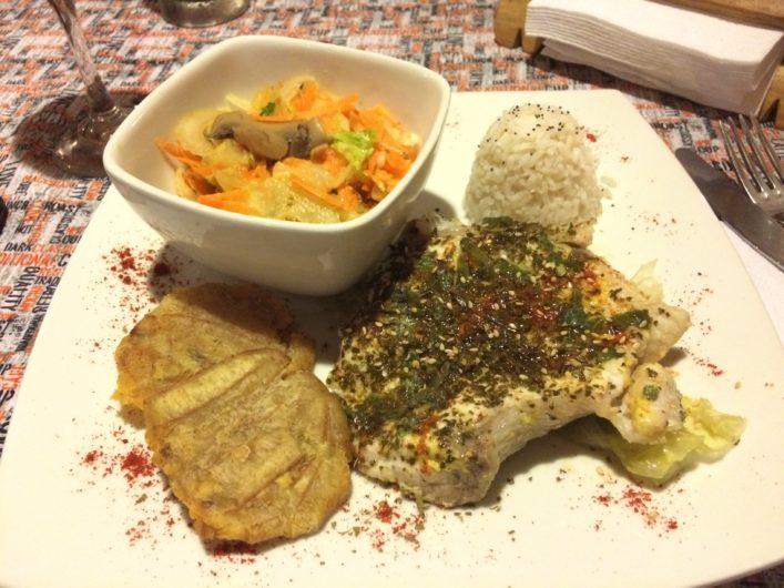 Onde comer em Providência na Colômbia Caribbean Place