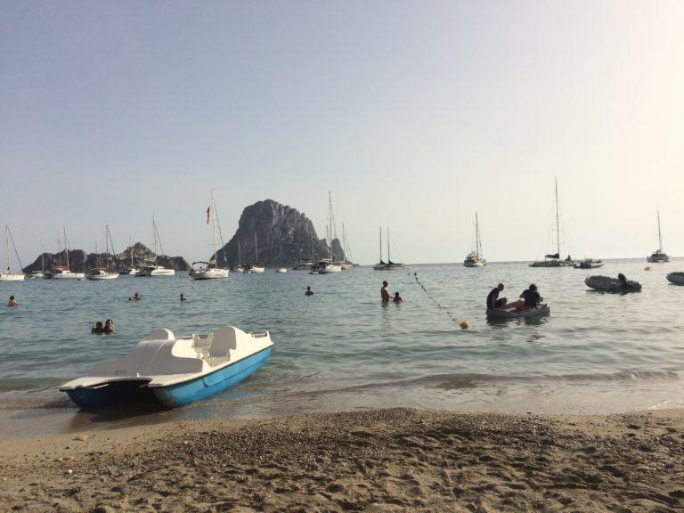 Melhores praias de Ibiza Cala D'hort