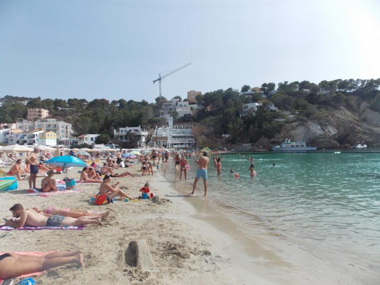 Melhores praias de Ibiza Cala Vadella
