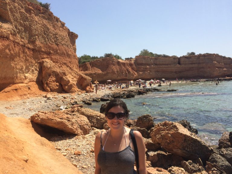 Melhores praias de Ibiza Es Bol Nou