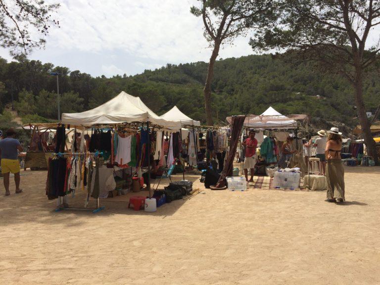 Melhores praias de Ibiza Benirràs