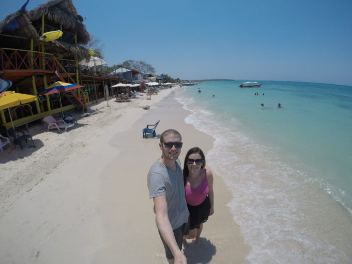 Hospedagem na Playa Blanca