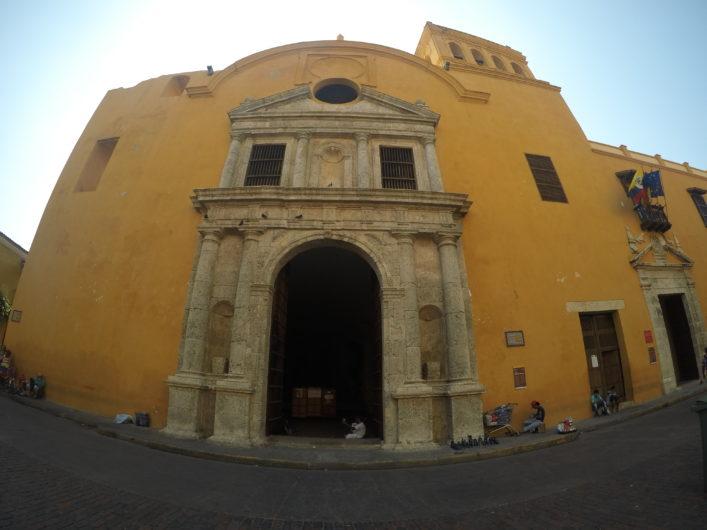 Convento de Santo Domingo Cartagena
