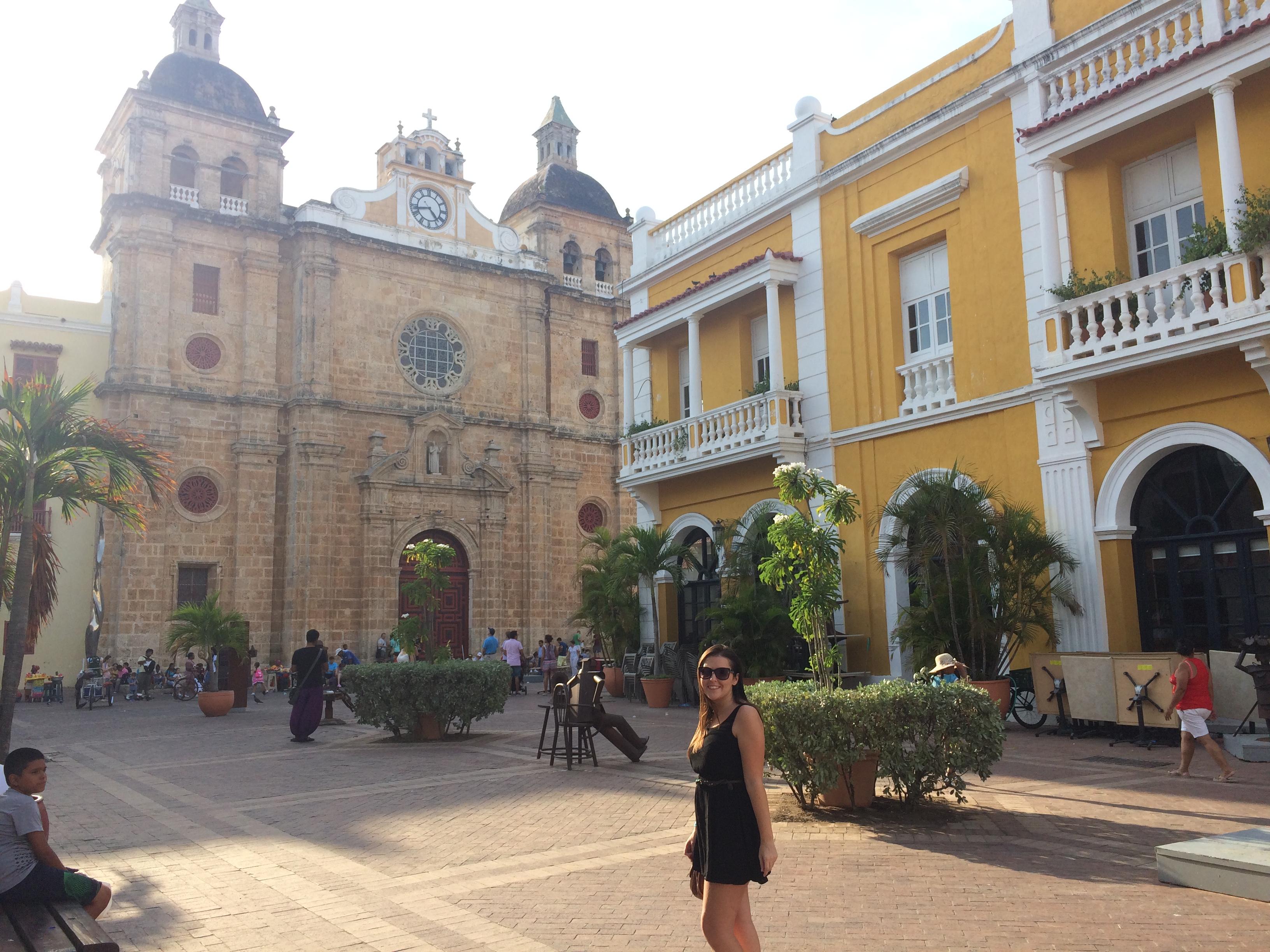 Igreja San Pedro de Claver Cartagena