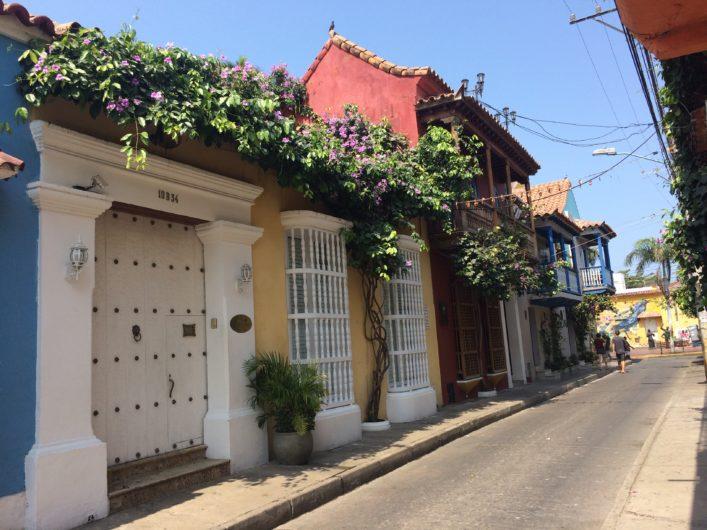 Bairro Getsemaní Cartagena