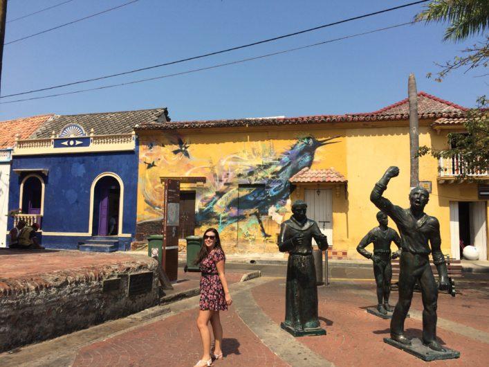 Getsemaní em Cartagena