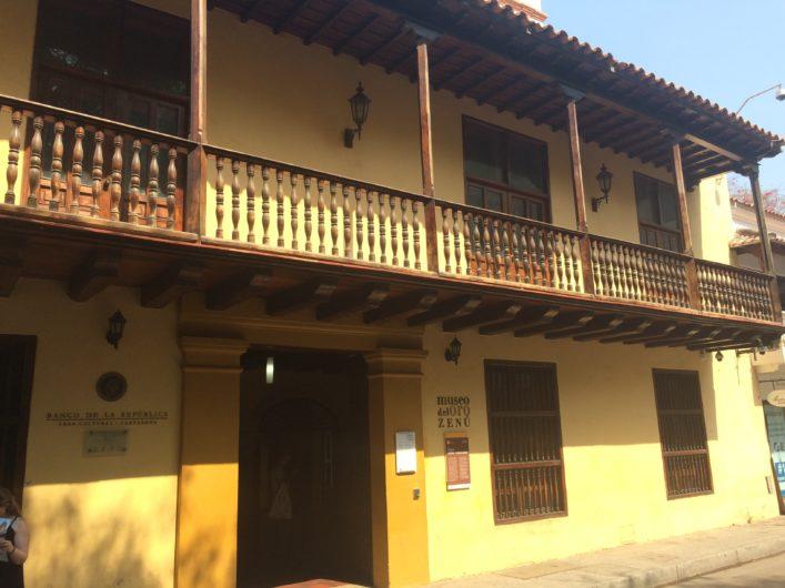 Museu do Ouro Zenú Cartagena