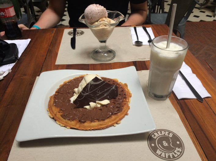 Crepes and Waffles Cartagena