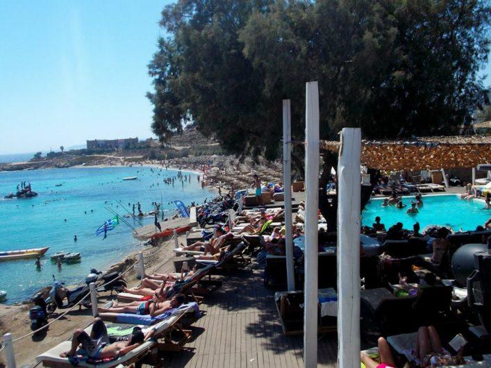 Paraga Beach Hostel Mykonos