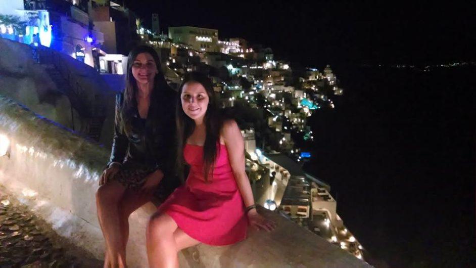 Fira Santorini Grécia