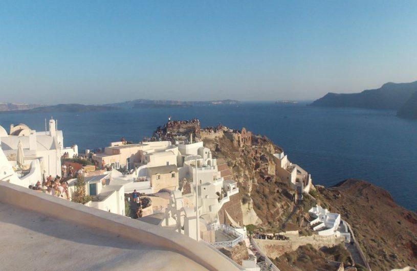 Oia Santorini Grécia