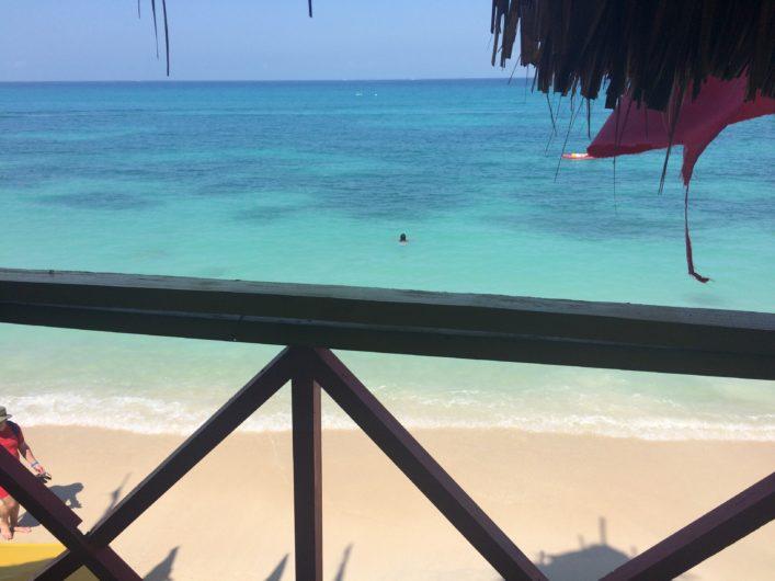 Hospedagem na Playa Blanca Cartagena