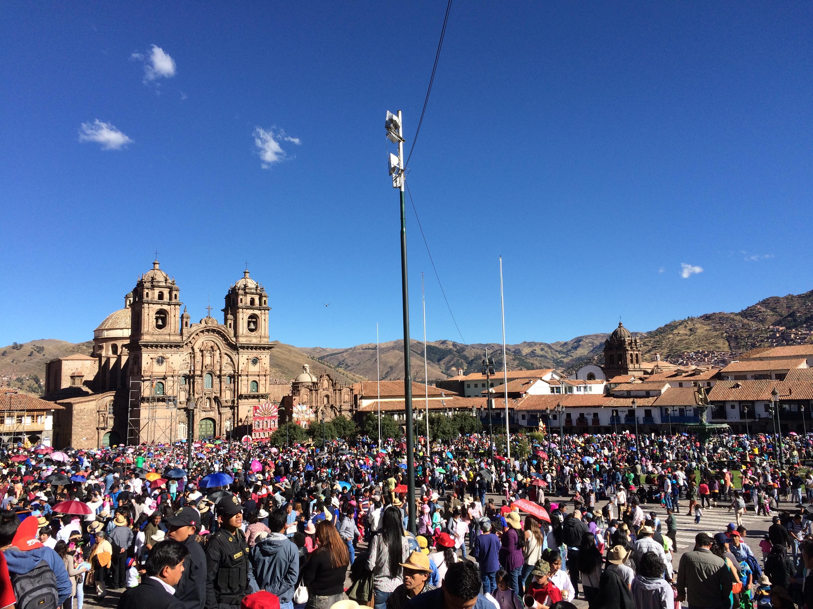 Catedral Cusco Peru