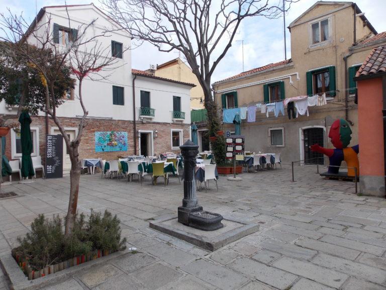 Passeio em Veneza Murano Itália