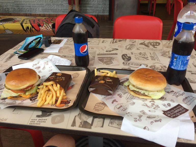Onde comer em San Andrés El Corral