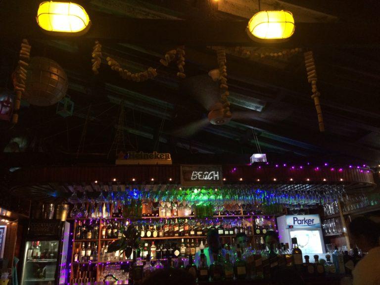 Onde comer em San Andrés La Regatta