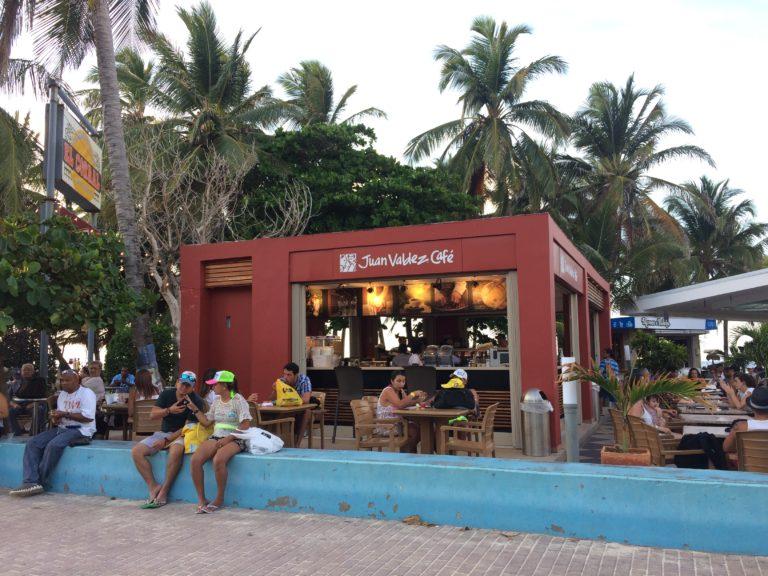 Onde comer em San Andrés Café Juan Valdez