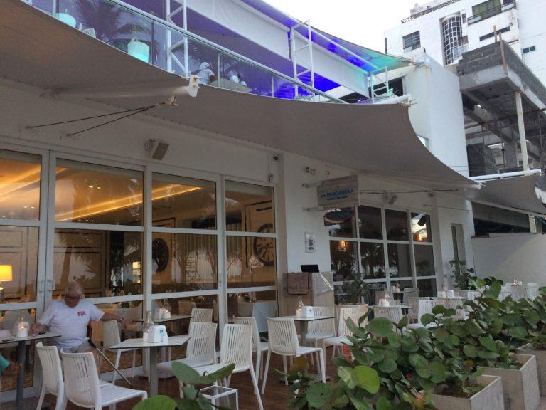 Onde comer em San Andrés Casablanca