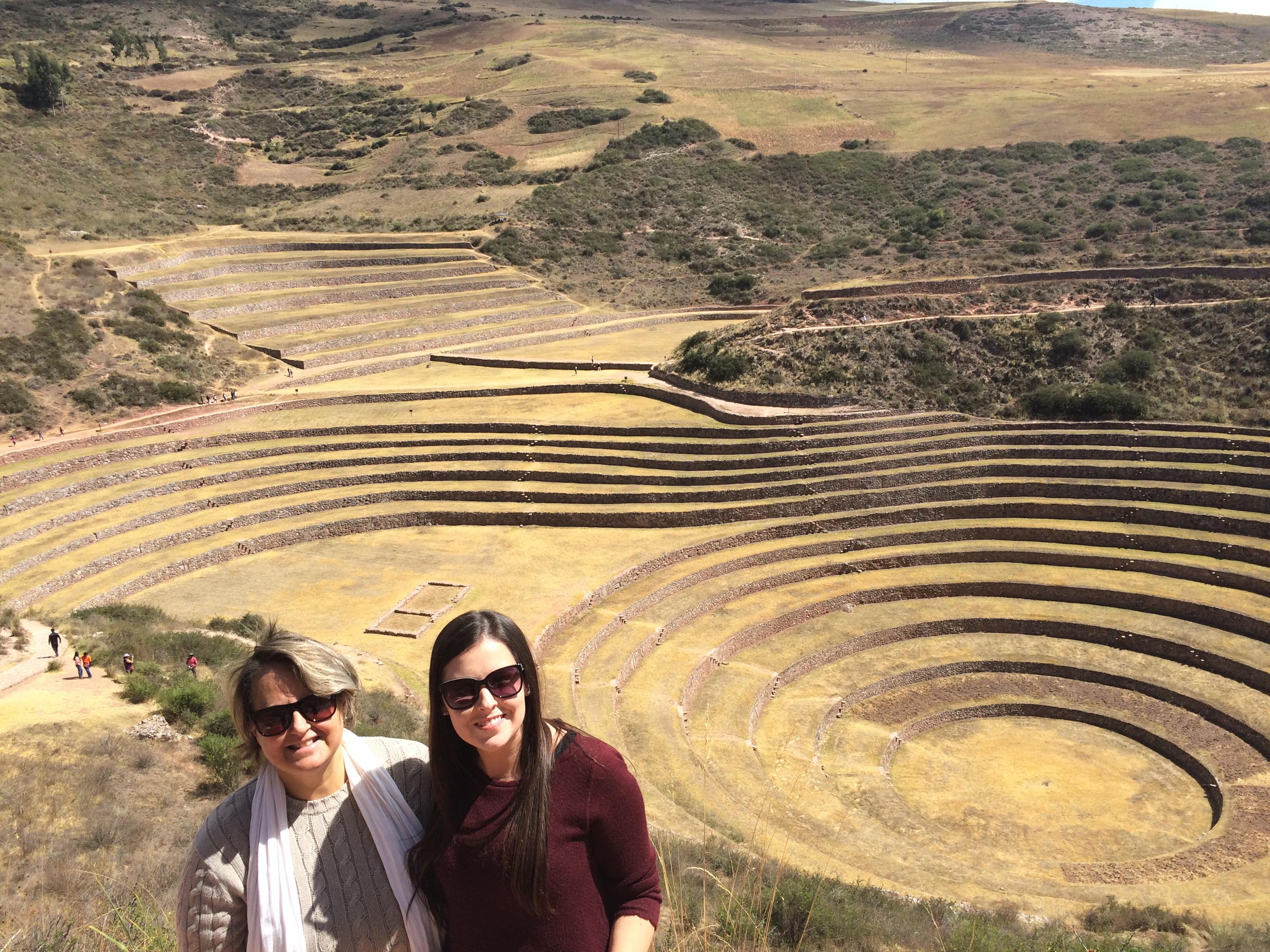 Passeio em Cusco Moray Peru