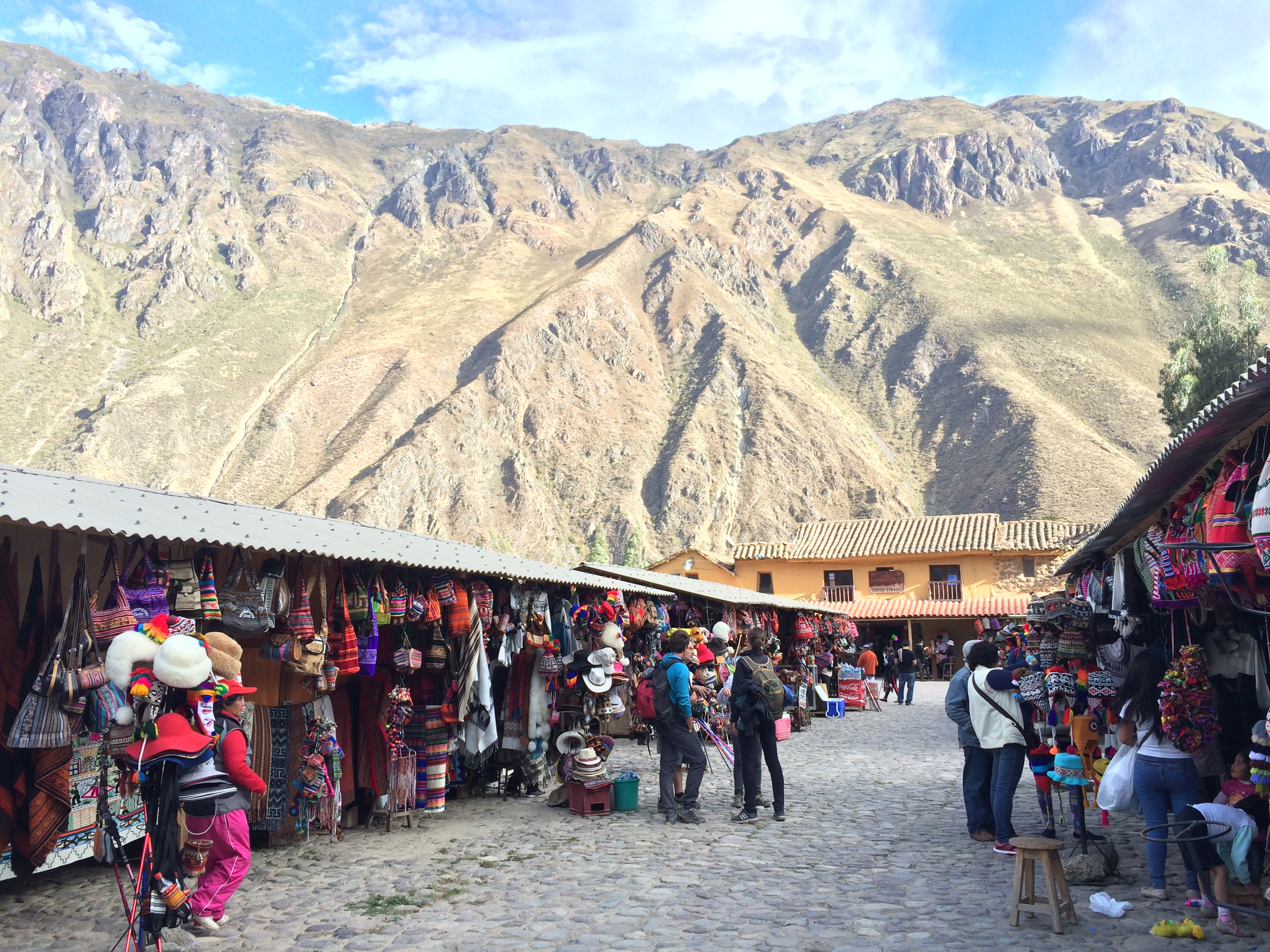 Vale Sagrado Peru Ollantaytambo
