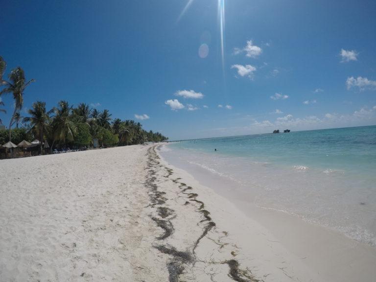Praia Cocoplum San Andrés