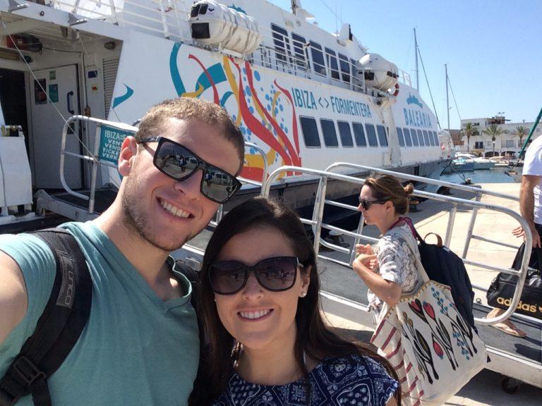 Como chegar em Formentera