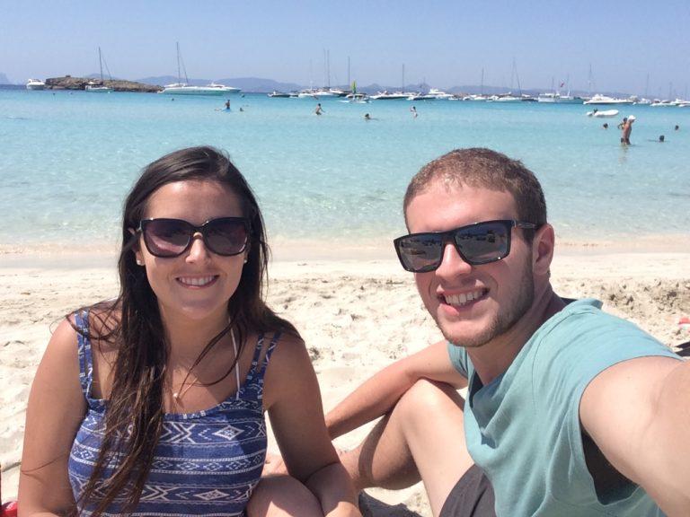 Ses Illetes Formentera Spain